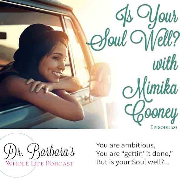 Is Your Soul Well? (Ep. 20)
