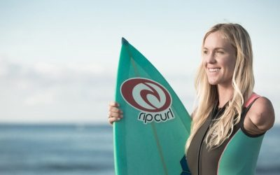 Ep. 88 – Becoming Unstoppable After Your Greatest Hurt with Bethany Hamilton